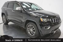 Jeep Grand Cherokee Limited CAM,HTD STS,KEY-GO,PARK ASST,18IN WHLS 2018