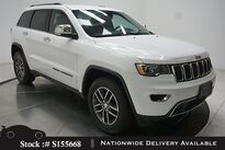 Jeep Grand Cherokee Limited CAM,HTD STS,PARK ASST,18IN WHLS 2018