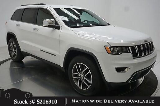 2018_Jeep_Grand Cherokee_Limited CAM,HTD STS,PARK ASST,18IN WHLS_ Plano TX