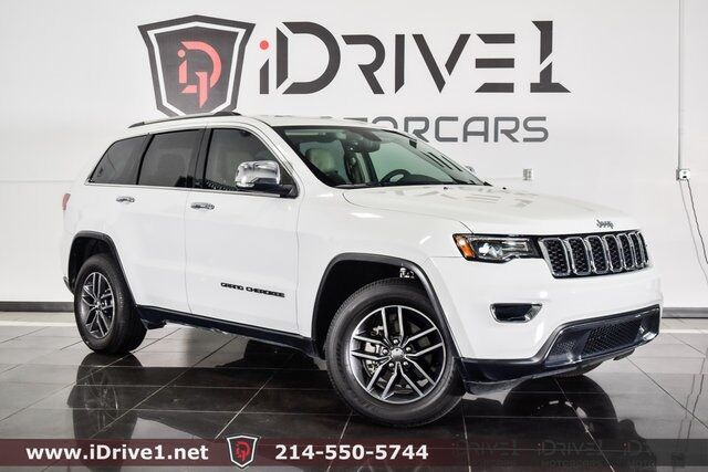 2018 Jeep Grand Cherokee Limited Carrollton TX