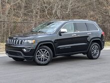 2018_Jeep_Grand Cherokee_Limited_ Cary NC