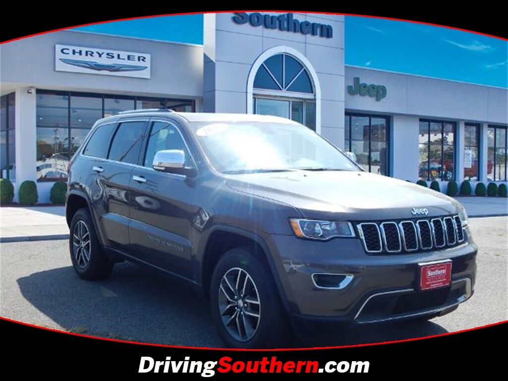 2018 Jeep Grand Cherokee Limited Chesapeake VA