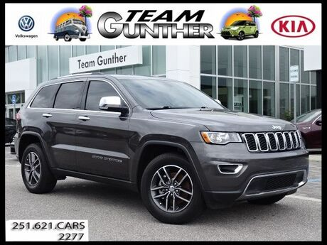 2018 Jeep Grand Cherokee Limited Daphne AL