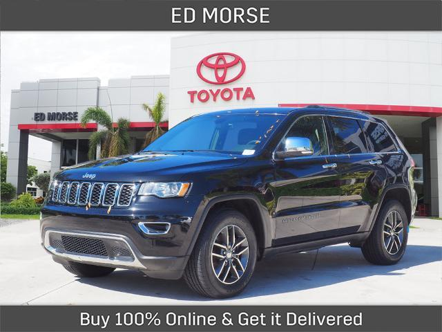 2018 Jeep Grand Cherokee Limited Delray Beach FL