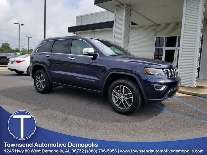 2018 Jeep Grand Cherokee Limited Demopolis AL