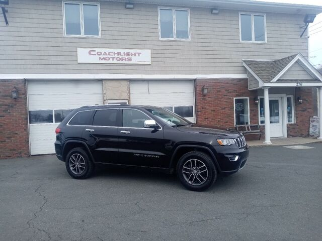 2018 Jeep Grand Cherokee Limited East Windsor CT