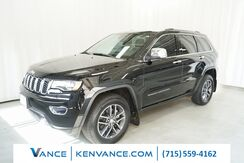 2018_Jeep_Grand Cherokee_Limited_ Eau Claire WI