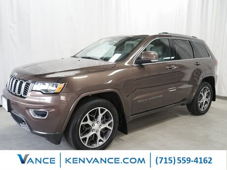 2018 Jeep Grand Cherokee Limited Eau Claire WI