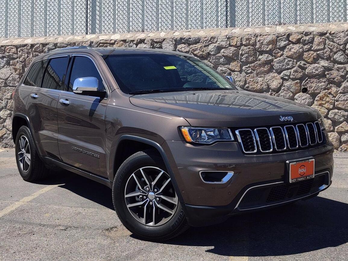 2018 Jeep Grand Cherokee Limited El Paso TX