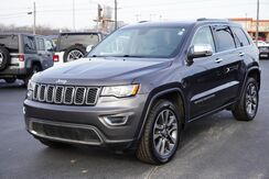 2018_Jeep_Grand Cherokee_Limited_ Fort Wayne Auburn and Kendallville IN