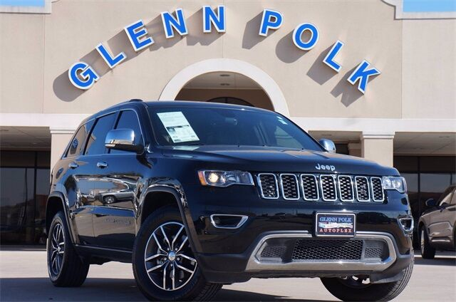 2018 Jeep Grand Cherokee Limited Gainesville TX
