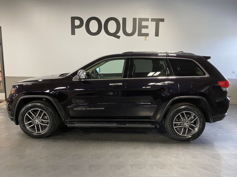 2018 Jeep Grand Cherokee Limited Golden Valley MN