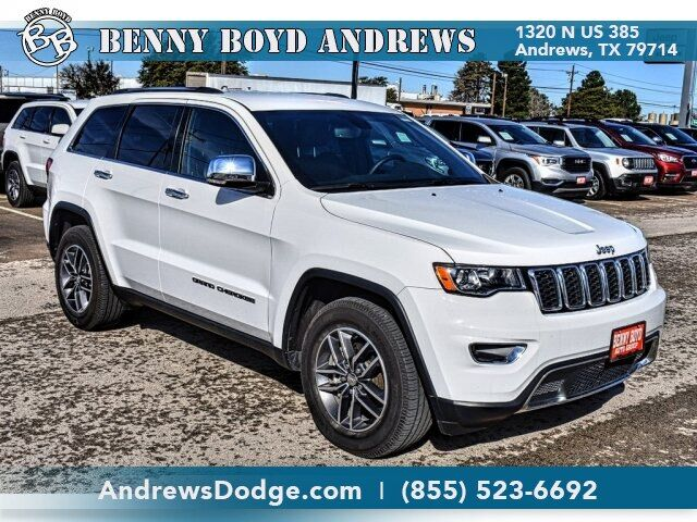 2018 Jeep Grand Cherokee Limited Andrews TX