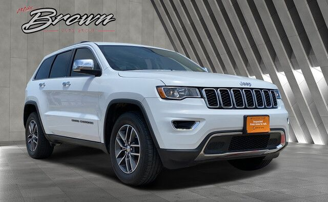 2018 Jeep Grand Cherokee Limited Granbury TX