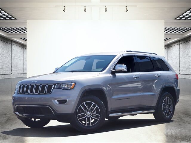 2018 Jeep Grand Cherokee Limited Albuquerque NM