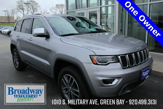 2018 Jeep Grand Cherokee Limited Green Bay WI