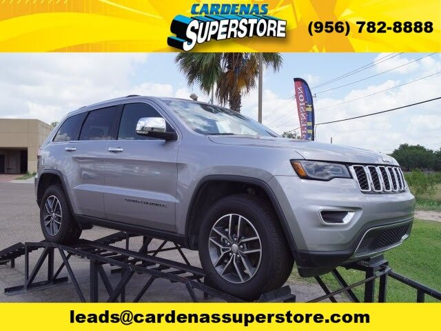 2018 Jeep Grand Cherokee Limited Harlingen TX