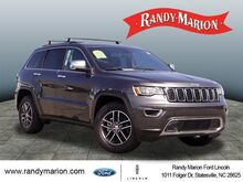 2018_Jeep_Grand Cherokee_Limited_ Hickory NC