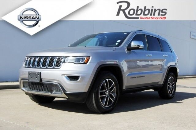 2018 Jeep Grand Cherokee Limited Houston TX