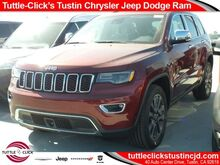 2018_Jeep_Grand Cherokee_Limited_ Irvine CA