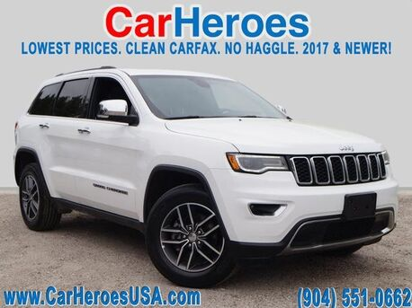 2018_Jeep_Grand Cherokee_Limited_ Jacksonville FL