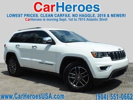 2018 Jeep Grand Cherokee Limited Jacksonville FL