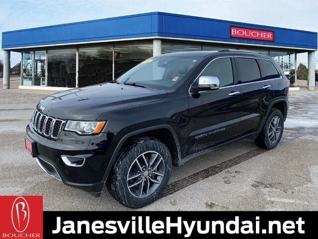 2018 Jeep Grand Cherokee Limited Janesville WI
