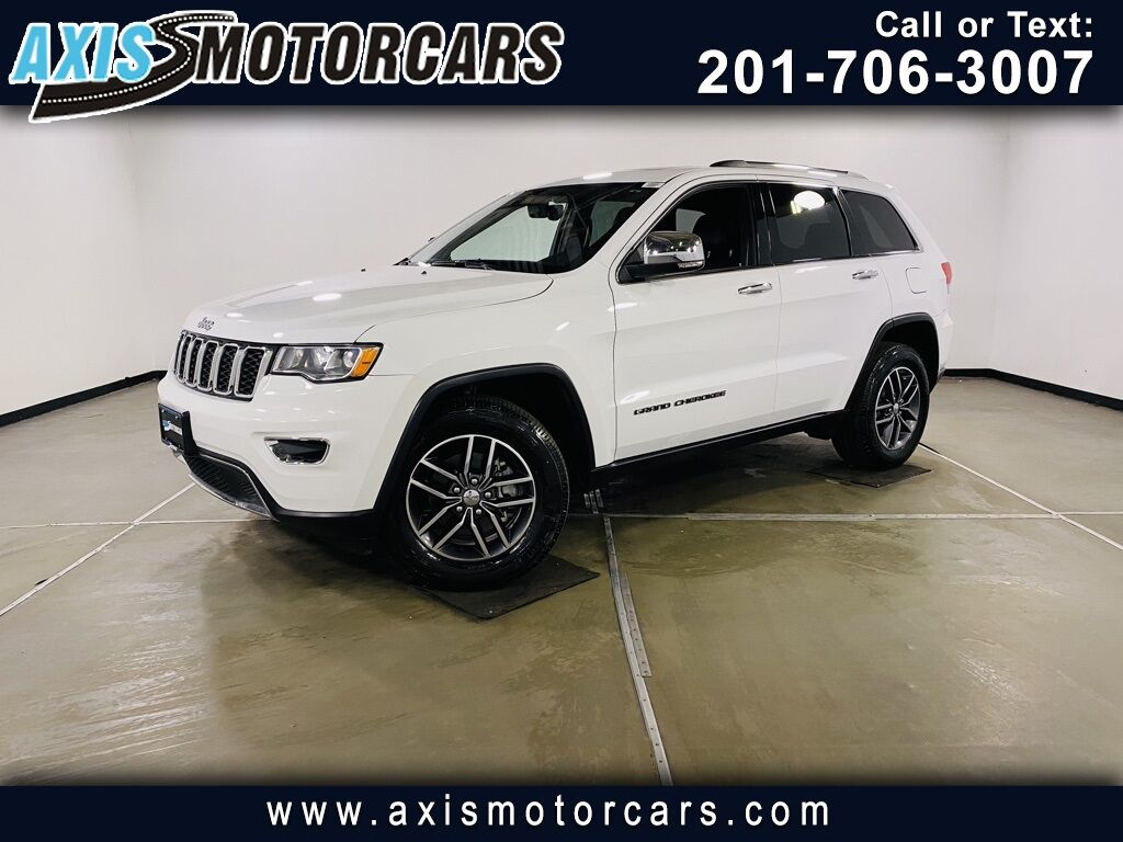 2018 Jeep Grand Cherokee Limited Jersey City NJ