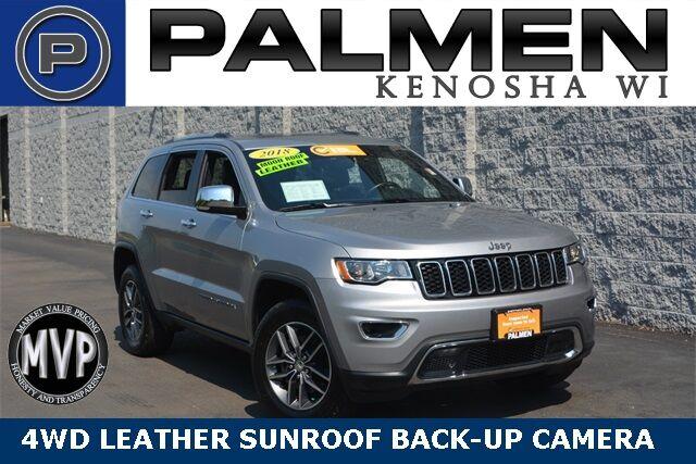 2018 Jeep Grand Cherokee Limited Racine WI