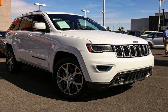 2018 Jeep Grand Cherokee Limited Las Vegas NV