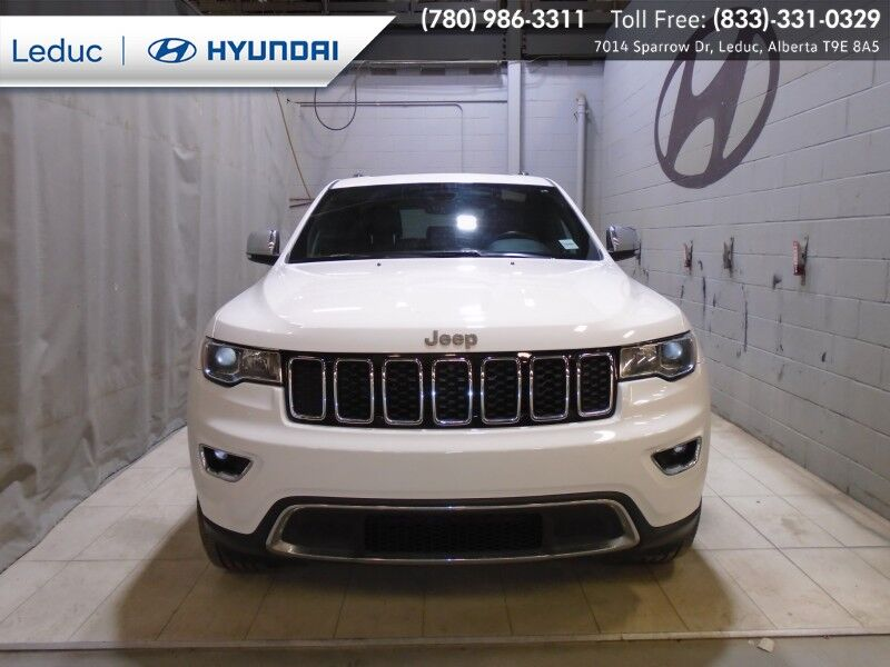 2018 Jeep Grand Cherokee Limited Leduc AB