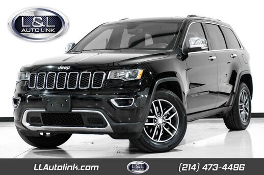 2018 Jeep Grand Cherokee Limited Lewisville TX