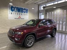 2018_Jeep_Grand Cherokee_Limited_ Little Rock AR