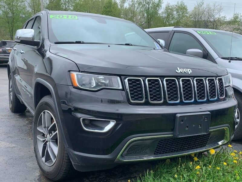 2018 Jeep Grand Cherokee Limited Little Valley NY