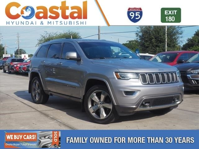2018 Jeep Grand Cherokee Limited Melbourne FL