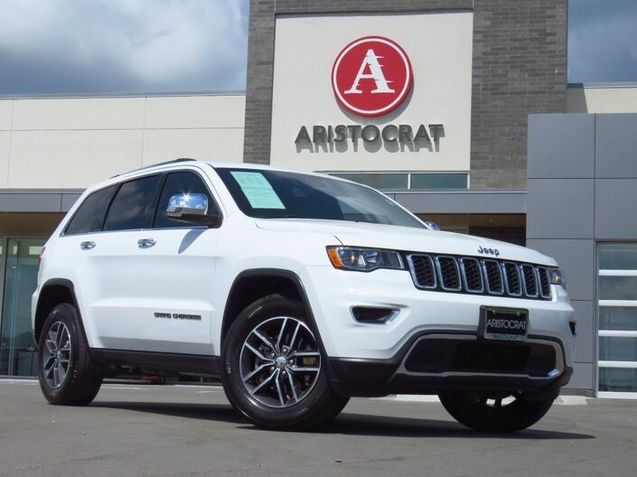 2018 Jeep Grand Cherokee Limited Merriam KS