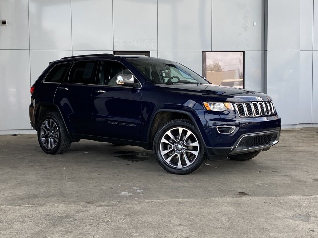 2018 Jeep Grand Cherokee Limited Milwaukie OR