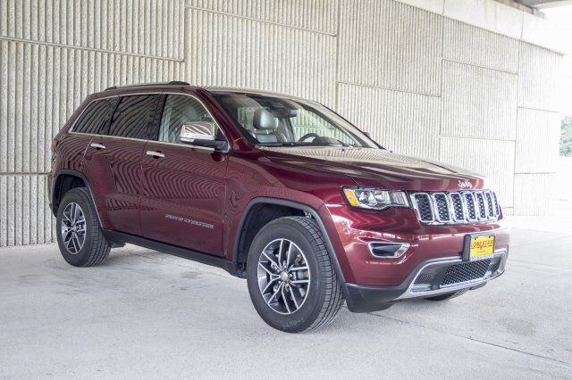 2018 Jeep Grand Cherokee Limited Mineola TX