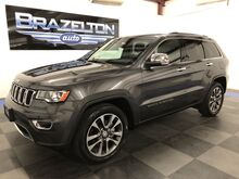 2018_Jeep_Grand Cherokee_Limited, Nav, 20in Wheels, Retired Brazelton Loaner_ Houston TX
