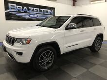 2018_Jeep_Grand Cherokee_Limited, Nav, Roof, Blind Spot Detection, Retired Loaner_ Houston TX