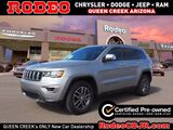 2018 Jeep Grand Cherokee Limited Phoenix AZ