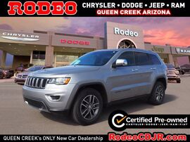 2018_Jeep_Grand Cherokee_Limited_ Phoenix AZ