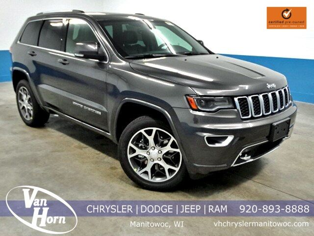 2018 Jeep Grand Cherokee Limited Plymouth WI
