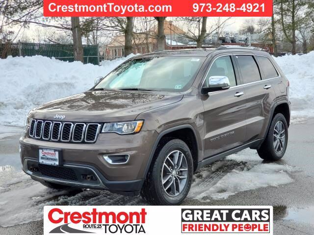 2018 Jeep Grand Cherokee Limited Pompton Plains NJ