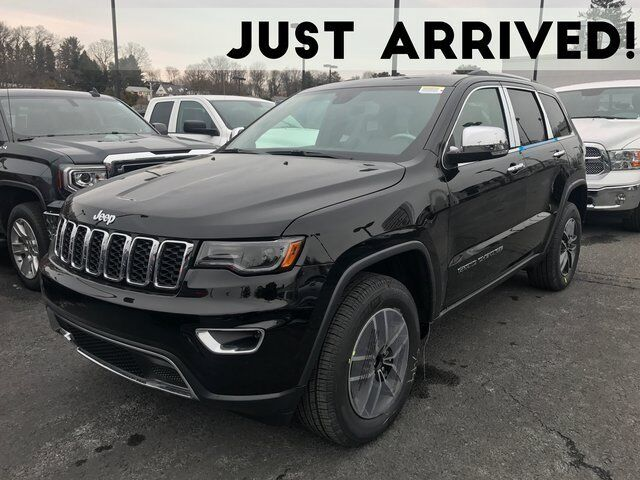 2018 Jeep Grand Cherokee Limited Pottsville PA