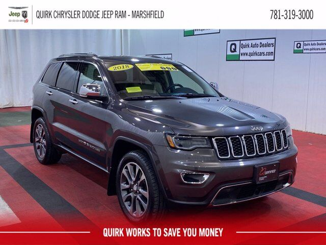 2018 Jeep Grand Cherokee Limited Marshfield MA