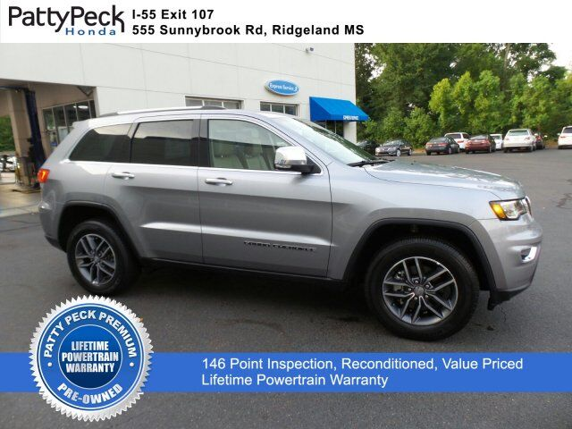 2018 Jeep Grand Cherokee Limited RWD Jackson MS