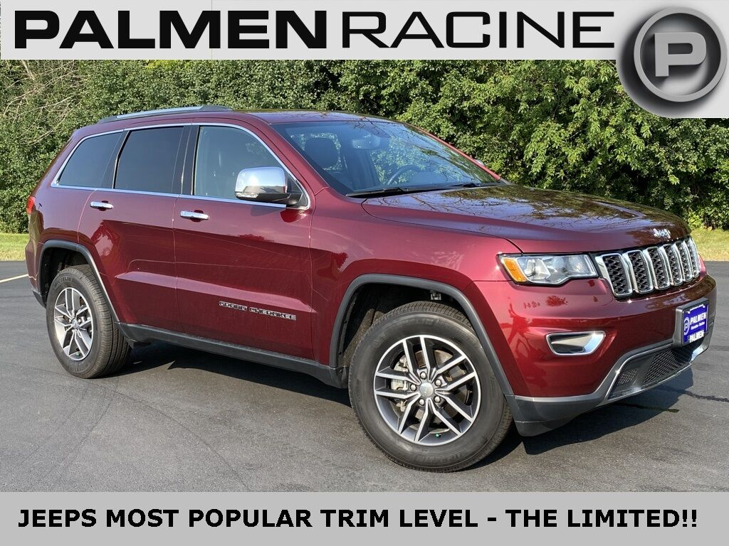 2018 Jeep Grand Cherokee Limited Racine WI