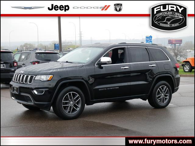 2018 Jeep Grand Cherokee Limited St. Paul MN