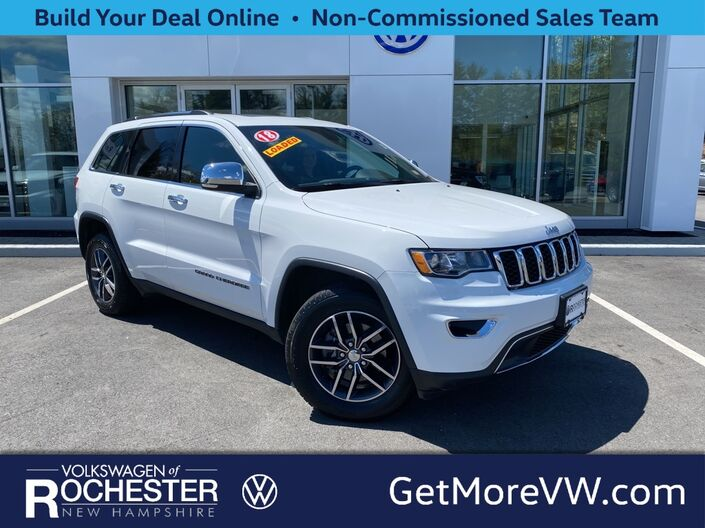 2018 Jeep Grand Cherokee Limited Rochester NH